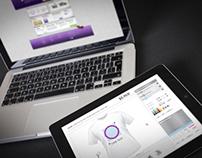 WIZARD TEE'S - Web Design - Tshirt Designer Tool
