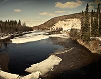 Chena River, Granite Tors, Alaska