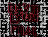 David Lynch movie festival poster