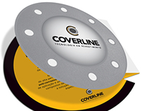 New Visual Identity for Coverline - Ruber Coatings