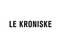 Le Kroniske newspaper