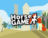 HorseGAME - game