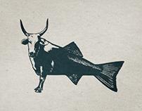 COWFORD Restaurant Logo