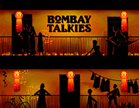 Bombay Talkies   Poster Illustration