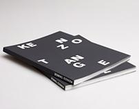 Book Redesign - Kenzo Tange