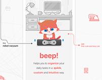 beep! App