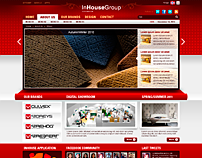 InHouse Group Portal Website