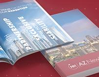 AZ New Horizon | Booklet