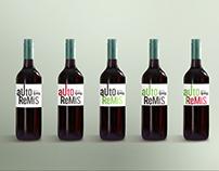 • Etiqueta de Vino •