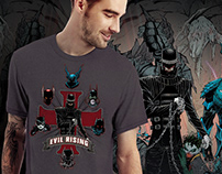 Metal: Evil Rising T-shirt