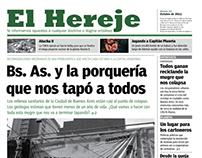El Hereje - Periódico | El Hereje - Newspaper
