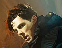 Star Trek: Into Darkness - Personal Project