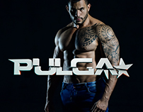 Fitness man Pulga