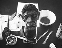 History Of Style Design Projects - Alberto Giacometti