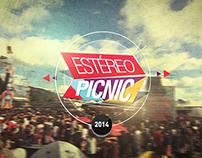 Cabezote Estereo Picnic 2014