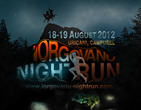 Print Media - Iorgovanu Night Run 2012