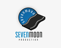 SevenMoon - Logo Design