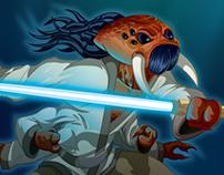 Jedi Master Araneae