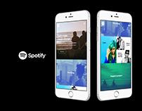 Spotify: Change