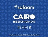 Salaam - Cairo Designathon 2020