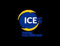 ICES | rebranding