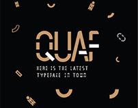QUAF TYPEFACE
