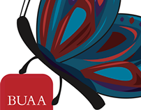 BUAA Illustrative Logo