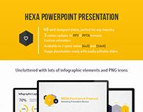 Hexa Powerpoint Presentation