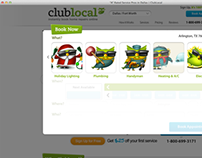 ClubLocal Booking Module