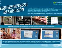 Movistar - Los Necesitados de Conexión