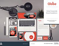Globe Corporate Identity I Logofolio
