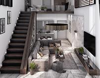 Simple Loft apartment