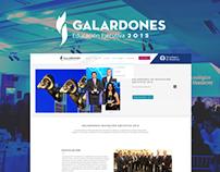WEBSITE Galardones de Educación Ejecutiva 2015 | ITESM