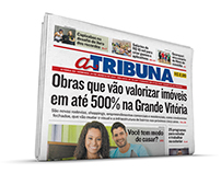 Imagem 3D - Jornal A Tribuna