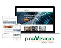 proVision WMS Rebrand