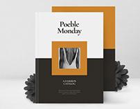 POEBLE Fashion Catalog