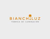 Logo design - Bianchiluz