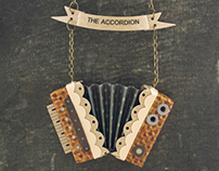 Banner Necklace Series