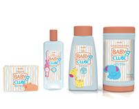 Linha de Produtos de Higiene Infantil
