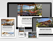 Website - Bali On Tangas Guest House