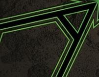 Depredador Logo Band
