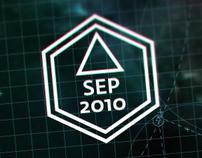ESET - Visual event identity