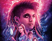 Stranger Things Comics - Into the Fire