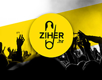 ZIHER.HR RESPONSIVE PORTAL FOR CULTURAL PROMOTION