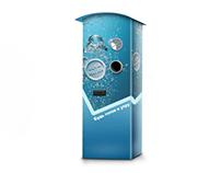 Alka-Seltzer machine