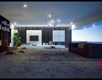Living room_Villa