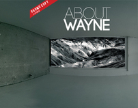 About Wayne promo release artwork
