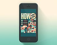 HOW iPad + iPhone
