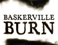Baskerville Burn / Expressive Typeface
