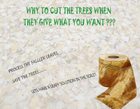Fallen Leaves to Toilet Paper
